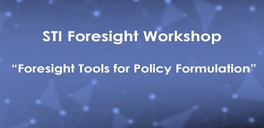STI Foresight Workshop small banner